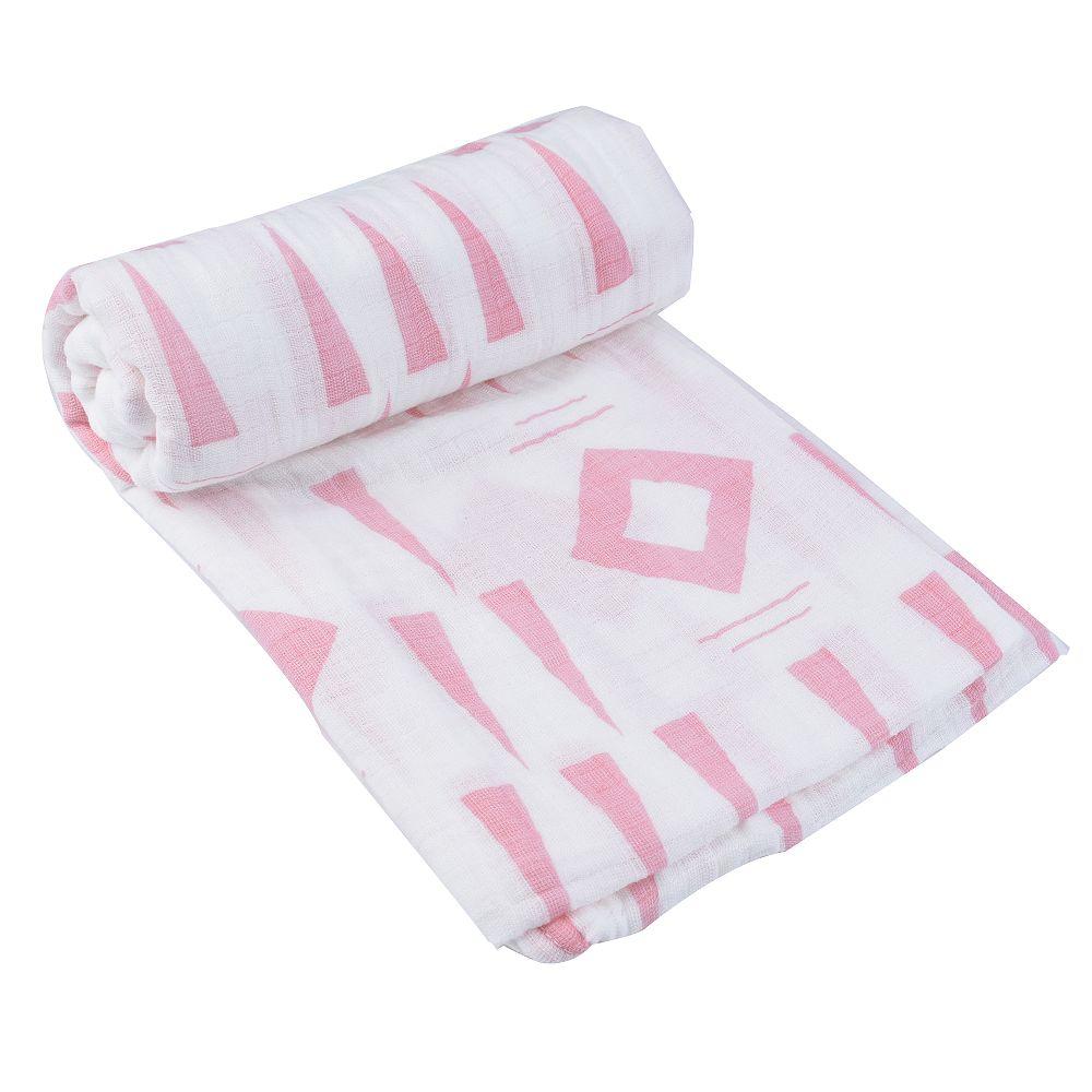1pcs Soft Neweborn 120*120 cm Muslin Baby Swaddling Blanket Bamboo For girls Boys Baby Swaddle