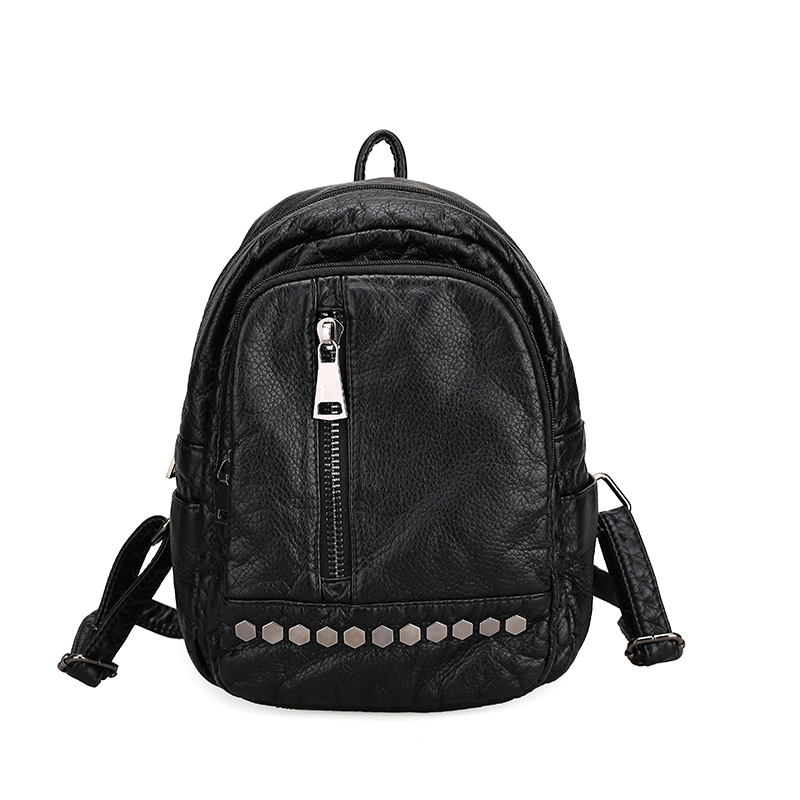 free shipping new fashion brand women's backpack ladies school bag top grade waterproof material 100% in-kind shooting wholesale  цена