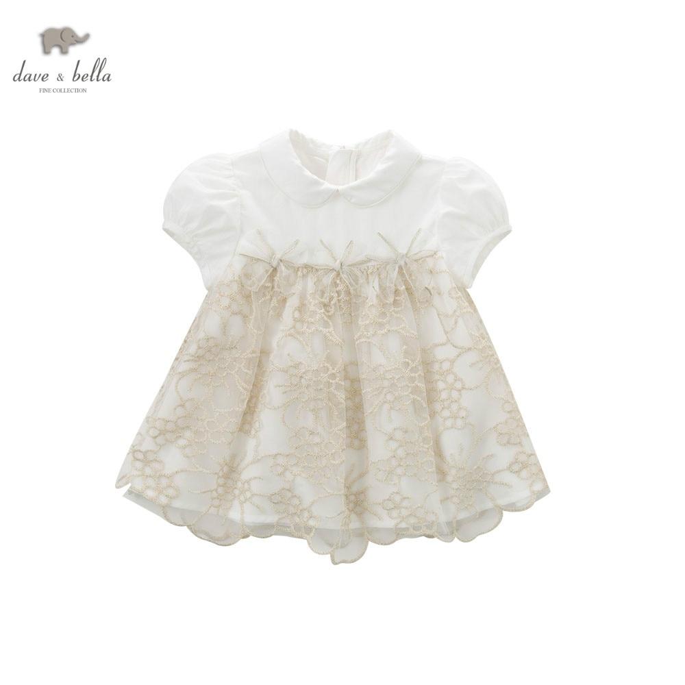 cc74af91d7f4e DB5143 dave bella summer baby girls princess wedding birthday cute clothes  children lolita dresses