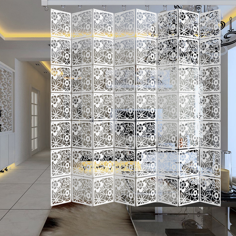 The Living Room Bedroom Hanging Curtain Screen Biombo Folding Screens Divider