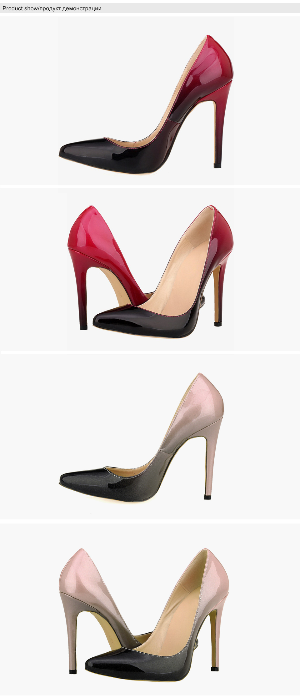 3 women shoes