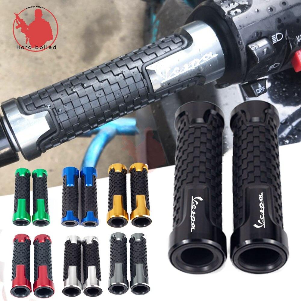 Motorcycle Handlebar Grip Handle Bar Motorbike Grips For Piaggio Vespa GTS LX LXV Sprint Primavera 50 125 250 300 GTS 300ie S 50