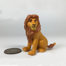 5.5cm The Lion King Simba Model Figure Pvc Action Figures Classic Toys Best Christmas Gifts