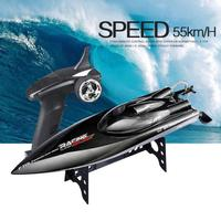 RC Boat Feilun FT011 65CM 2.4G Water Cooled High Speed Brushless Motor RC Racing Boat RC Racing Boat for kids gift t227