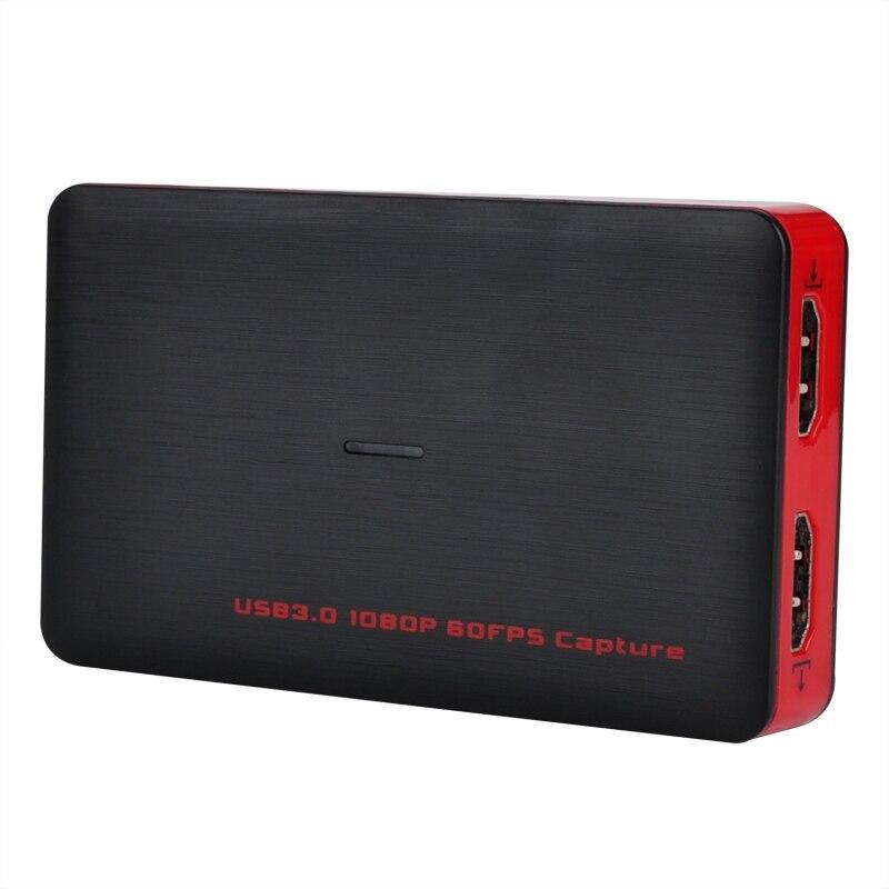Original Ezcap 287 1080P 60fps enregistreur vidéo Full HD HDMI vers USB dispositif de carte de Capture vidéo pour Winodws Mac Linux Streaming en direct