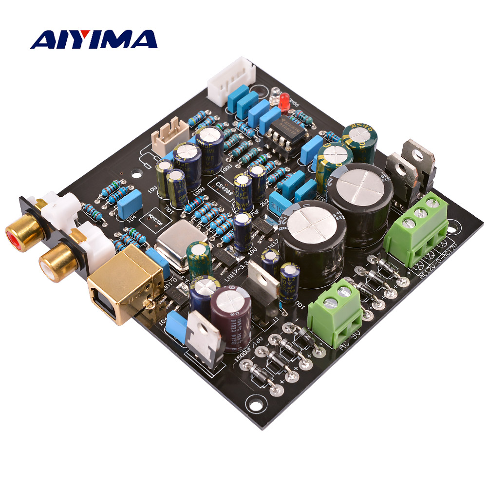 № New! Perfect quality cs4398 board and get free shipping - 651k7bej