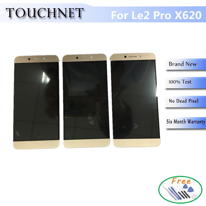 Full High Definition LCD Display With Touch Screen Digitizer For Letv LeEco Le 2 Le2 Pro X620 Smartphone brand new lcd with touch screen panel digitizer for letv leeco 1s x500 lcd display for letv le 1s x501 phone with tools 1pcs