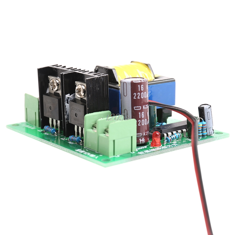 DC-AC Converter 12V to 110V 200V 220V 280V 150W Inverter Boost Board Transformer T25 Drop ship
