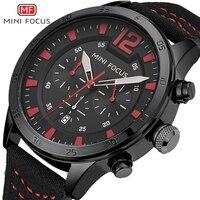 MINIFOCUS Watches Men Watch Luxury Brand Analog Men Military Watch Reloj Hombre Whatch Men Quartz Curren