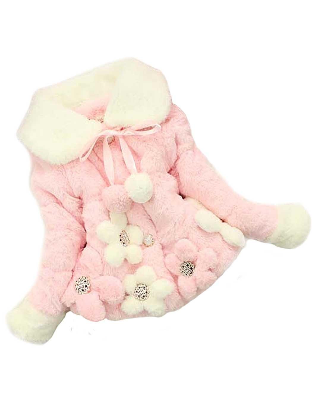 2016 Venta Regular Casual Bebé Niños Niñas Lindo Invierno Cinco - Ropa de ninos