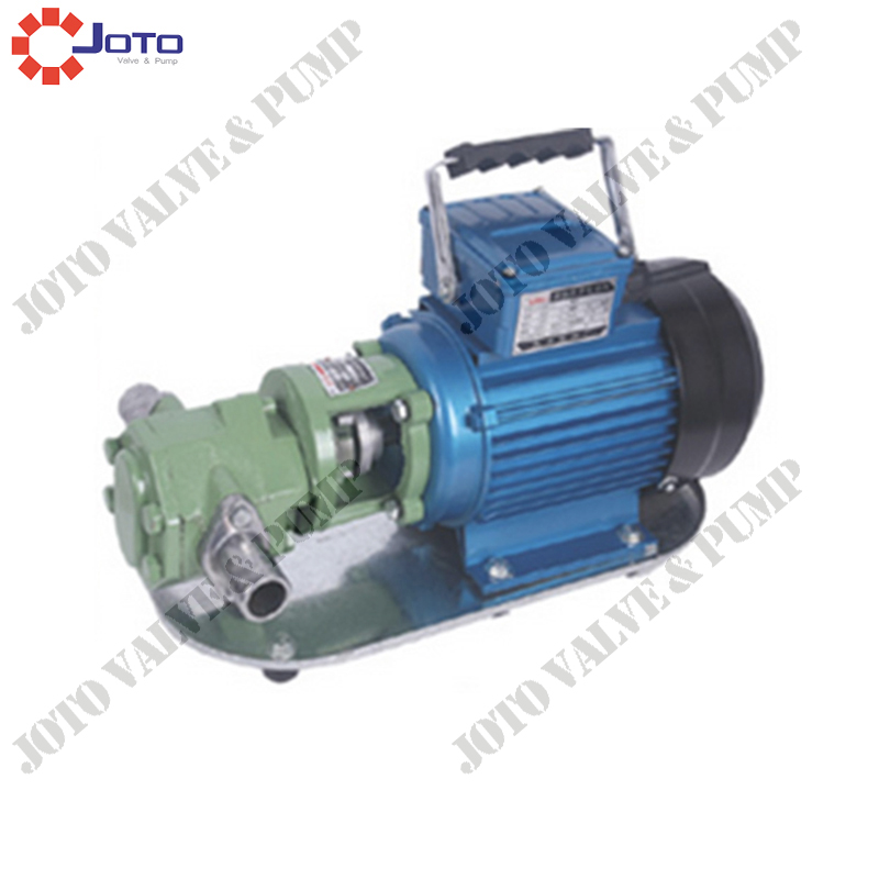 China Low Price Cast Iron Gear Oil Pump Electric 100L/min 1100w 380v50hz wcb 100 cast iron portable electric gear thermal heavy oil pump