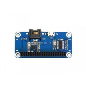 Image 2 - raspberry pi zero W WH Ethernet J45 USB HUB HAT