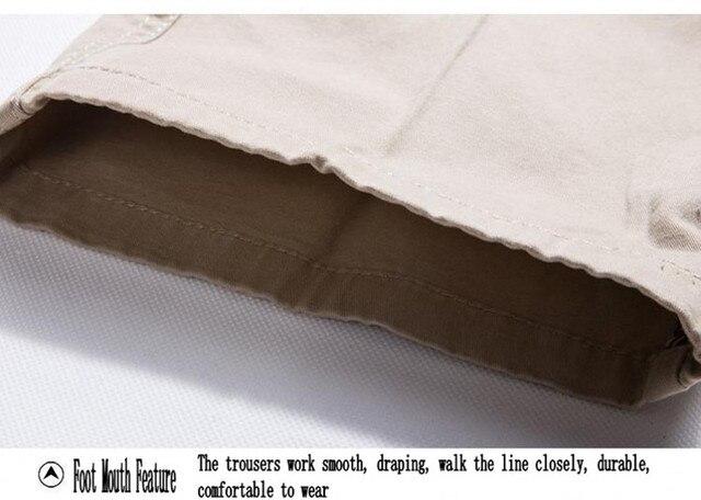 Men's Pants 2019 Fashion Brand Men Length Trousers Military Cargo Camouflage Pant Joggers Sweatpants Casual Tactical Pants 10