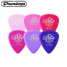 Dunlop Tortex Guitar Picks Standard Classic Mediator Acoustic Electric Bass Ukulele Resin Pick musical instrument