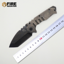 BMT Praetorian TG01 Blade Folding Knives 8CR13MOV Blade G10 Handle Tactical Knife Outdoor Camping Survival Hunting EDC Tools OEM