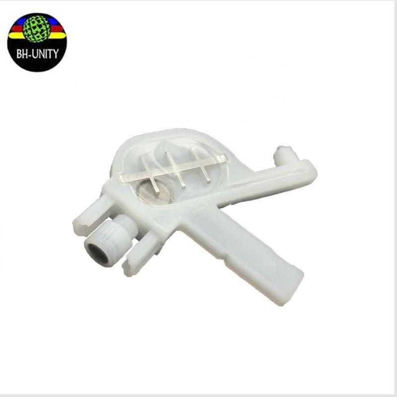 ⑥Ventas calientes! 10 unids compatible eco solvente amortiguador de ...