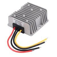 Водонепроницаемый преобразователь постоянного/постоянного тока 24 В до 12 В 20A 240 Вт понижающий преобразователь регулятор питания автомобиля