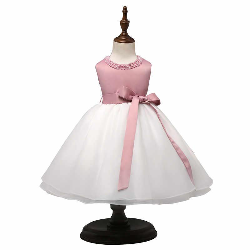 784f80ef3ec8 2018 Newborn Baby Tutu Dress For Girl Party Frocks 1st 2nd Birthday Gift Little  Girls Christmas
