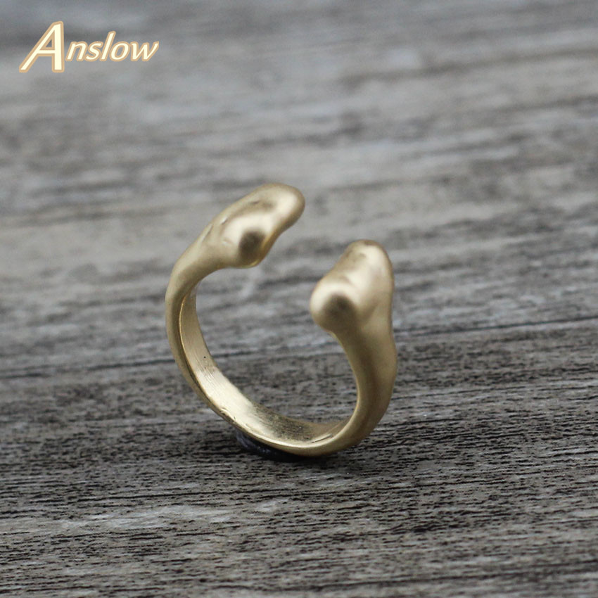 Anslow Fashion Jewelry Finger-Rings Adjustable New-Design Women LOW0022AR Hot-Accessories