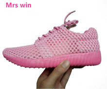 hot sale New Athletic women Sneakers Summer Breathable Mesh Sport Shoes For Women Outdoor Light Running Shoes free shipping