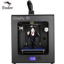 3D Printer CR-2020 Desktop Full Assembled Large print size 200*200*200mm with 200g Filament+Hotbed+tools CREALITY 3D