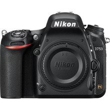 "Nikon d750 camera-24.3mp dslr de fotograma completo digital de formato fx-full hd 1080 p video-3.2 ""inclinable LCD Wi-Fi (Sólo el cuerpo, Nuevo)"