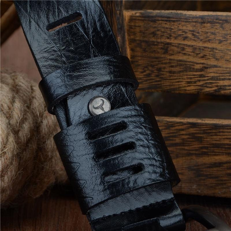 Men's Genuine Leather Belt 3