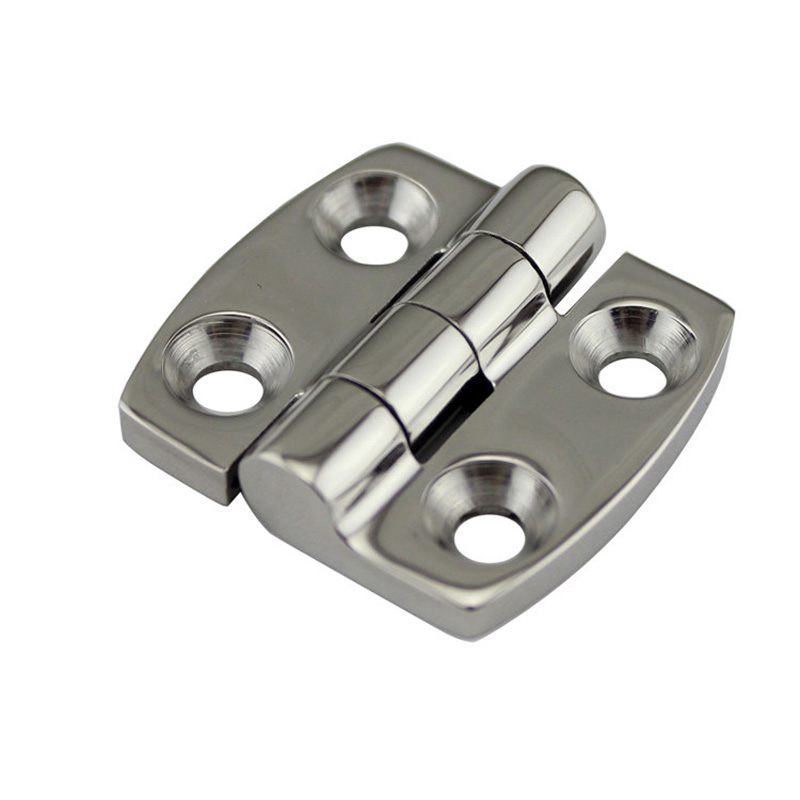 Stainless Steel Marine Hardware Door Butt Hinge Silver Cabinet Drawer Box Hinge Boat Accessories Marine-in Marine Hardware from Automobiles & Motorcycles