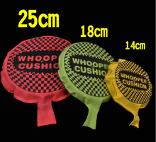 Funny Whoopee Cushion Jokes Gags Pranks Maker Trick Fun Toy Fart Pad Novelty Funny Gadgets Blague Tricky toys