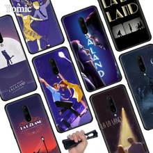 La La Land Black Soft Case for Oneplus 7 Pro 7 6T 6 Silicone TPU Phone Cases Cover Coque Shell