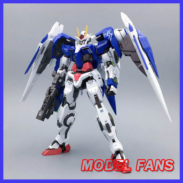 MODEL FANS in-stock Metalgearmodels metal build MB Gundam OO raiser OOR high quality made in china action figure бумажные салфетки duni салфетки бумажные barbeque grill 3 слойные 33х33 см 20 шт