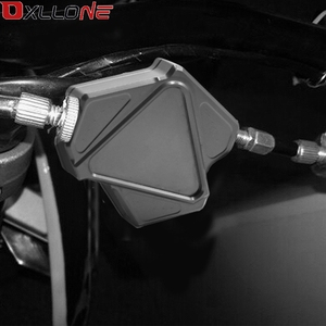 Image 4 - Motorcycle CNC Accessories Stunt Clutch Lever Motorbike Easy Pull Cable System For YAMAHA MT125 MT 125 2014 2015 2016 2017 2018