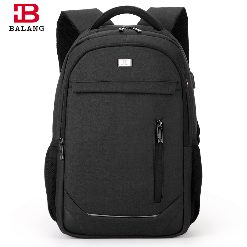 все цены на BALANG Brand Laptop Backpacks for 15.6 inch Large Capacity Fashion backpack Unisex Travel Bag Waterproof Casual School Backpack
