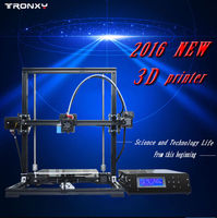 TRONXY X3A Auto Leveling Upgradest Quality High Precision Acrylic 3D Printer DIY