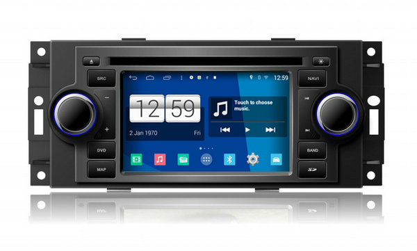 S160 Android 4 4 4 font b CAR b font DVD player FOR CHRYSLER 300C TP