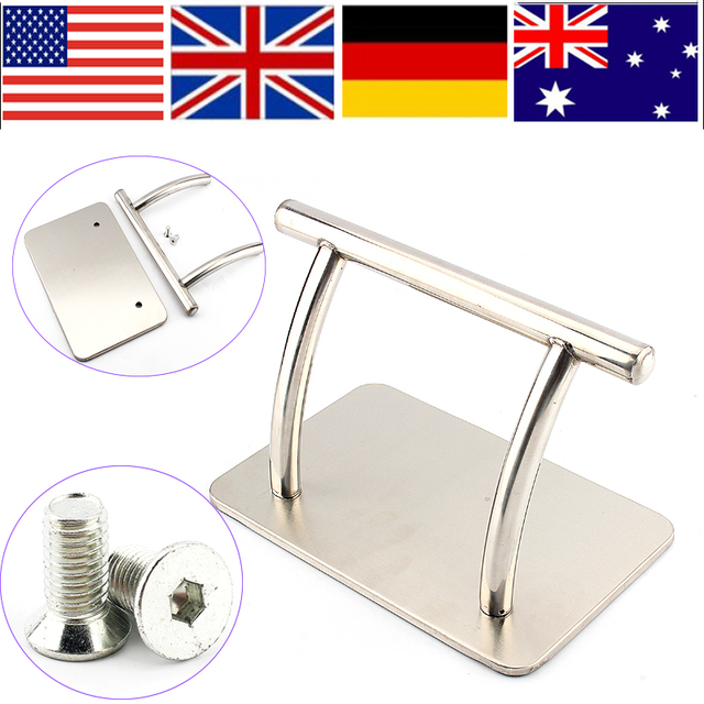 Cosmetology Salon Hairdressing Steel Foot Pad Footrest Furniture For  Hairdressers Sillones De Peluqueria Salon Chairs Feet Pads