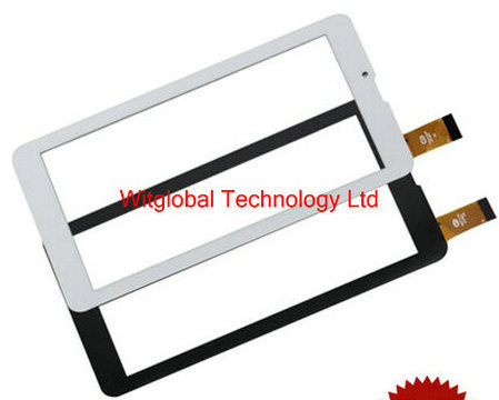 Free Film + New Touch screen Digitizer 7 oysters T72X 3g Tablet Touch panel Glass FHF070076 Free Shipping free film new touch screen digitizer 7 inch oysters t72 3g tablet outer panel glass sensor replacement wjhb