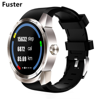 Fuster K98H Android Smart Watch With GPS Navigation And Heart Rate Sensor Support Applications Installed From