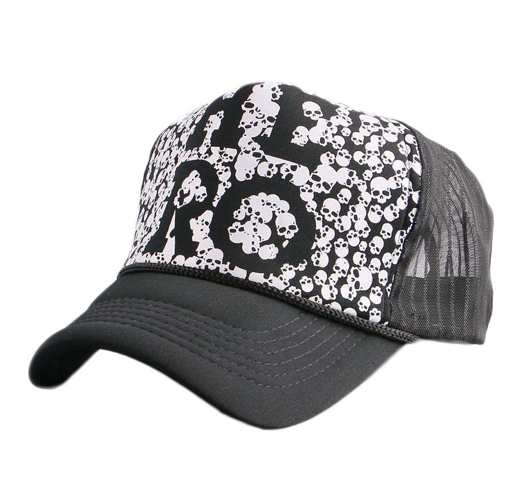 fd85ecbcd20d5 US $6.5 |new design men women fitted summer baseball cap print Letter  simple mesh cool sports hats girl boy hip hop snapback hat-in Baseball Caps  from ...