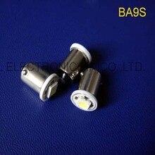 Высокое качество 6 в 6,3 В BA9s светодиодный сигнальный светильник, BA9s светодиодный ламповый светильник, светодиодный индикатор, Предупреждение ющий светильник, 100 шт./лот