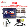ECU Programming Tool HW 6 070 SW 2 113 K TAG For Cars 500 Tokens Writing
