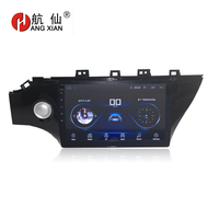 HANG XIAN 10.1 Quadcore Android 8.1 Car radio for 2017 KIA K2 car dvd player GPS navigation car multimedia