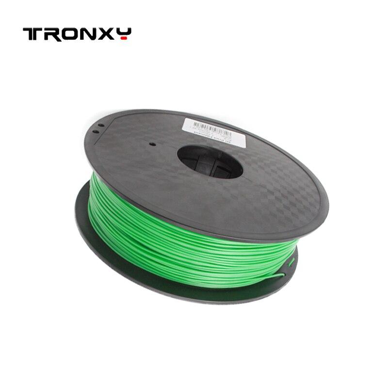 3D imprimante filament PLA 1.75mm 1 kg caoutchouc plastique Consommables Matériel 28 sortes couleurs pour vous choisir