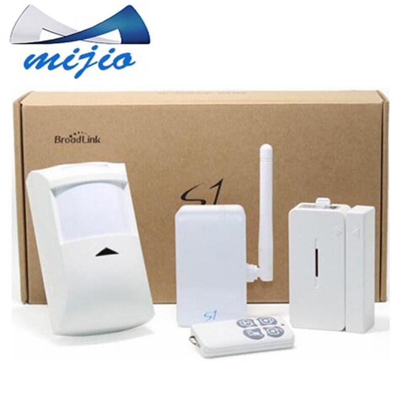 Broadlink S1 S1c Smart Home Kit Verbinden Home Plug Alarm System