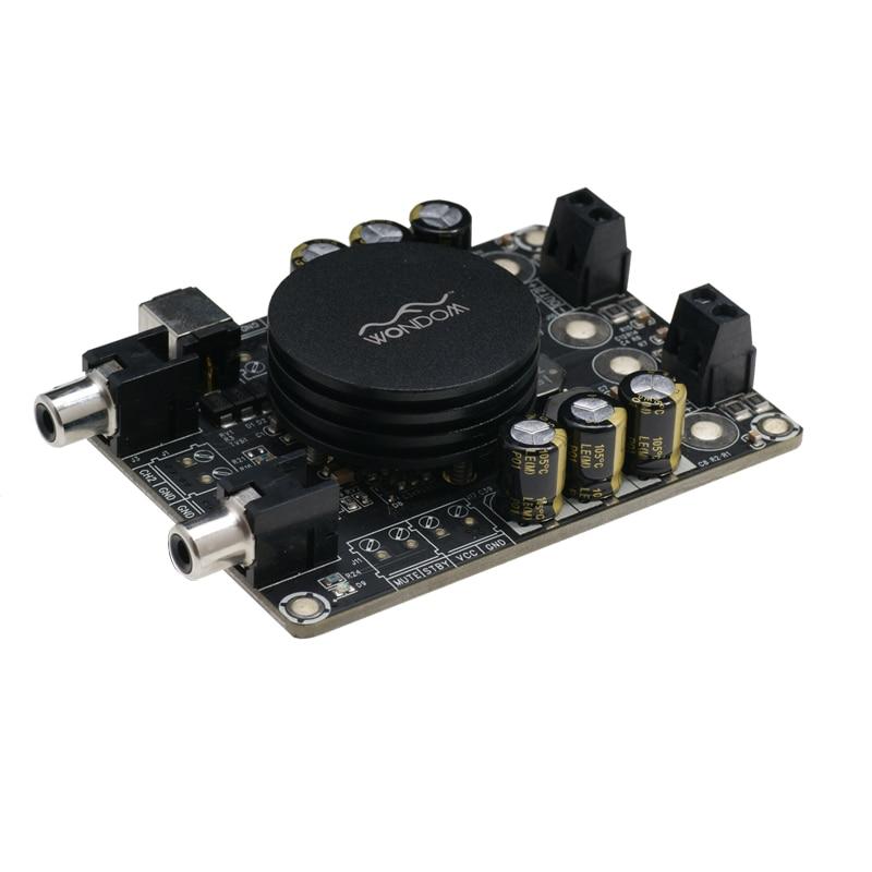2x50W Dual Channel Digital Power Amplifier Module TDA7492 Pure D Game Vending Machine Power Amplifier2x50W Dual Channel Digital Power Amplifier Module TDA7492 Pure D Game Vending Machine Power Amplifier