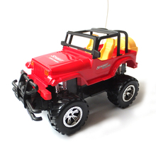 1:18 Electric RC Car Machine On The Radio Controlled Remote Control Toys USB Rechargeable Battery Lit Headlights Boys Toys 355A