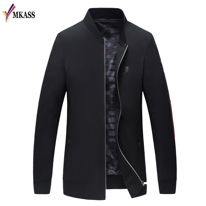 High Sale Spring Autumn Males's Jacket Slim Informal Coat Mens Model Clothes Trend Coats Male Outerwear Plus Measurement M-4XL Jackets, Low-cost Jackets, High Sale Spring Autumn Males's Jacket Slim...