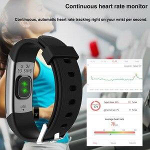 Image 2 - Wearpai FitnessTracker SmartWatch Men Women HeartRate Monitor Calories Pedometer waterproof sport wristwatch for Android & IOS