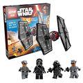 562 unids Lepin 05005 Fuerzas Especiales TIE Fighter Juguetes Figuras de Star Wars building blocks set marvel bloques Juguetes Para Niños brinquedos