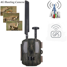 Newest hunting camera game 4G BL480LP security trail with photo-traps outdoor waterproof wild cameras cam